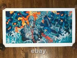 James Jean Adrift Art Print Signed / Numbered Limited Edition Mint