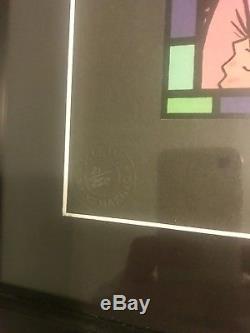Jamie Hewlett Gorillaz Stained Glass Print Set