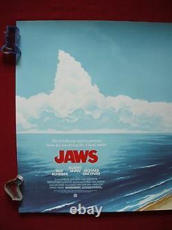 Jaws Mondo Phantom City Original Movie Poster Art Print A. Proof 1975 Halloween