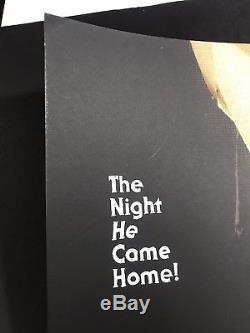 Jock Halloween Signed John Carpenter Mondo Print Poster Michael Myers Edmiston