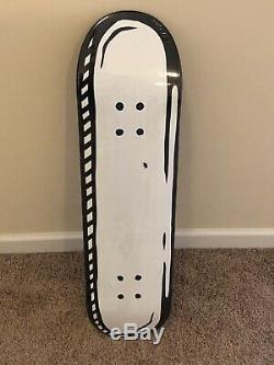 Joshua Vides Skate Deck LE Reality To Idea Skateboard In Hand FREE SHIPPING