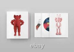 KAWS Along the way Monograph Book Limited edition of 1888 Rare Space IN HAND