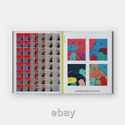 KAWS Book Signed Sold Out Phaidon Edition Print Brooklyn What Party Edition 500