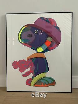 Kaws Snoopy The Things That Comfort Print, 2015 Ap 28/50