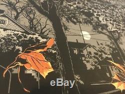 Ken Taylor Halloween VARIANT AP EDITION Poster Print Art Mondo #7/28