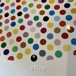 Large Spot Print Modern Art (after) Damien Hirst VALIUM banksy retna eine