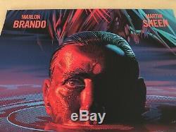 Laurent Durieux Poster Print Mondo Limited Reg Edition Apocalypse Now