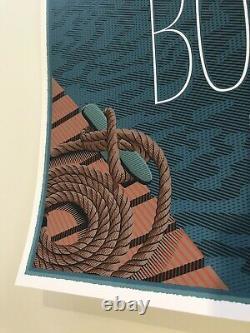 Laurent Durieux The Birds Bodega Bay Hitchcock Mondo Movie Art Print Poster Jaws