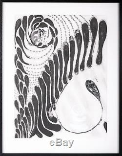 Louise Bourgeois Untitled Intaglio Limited Signed 1994 Best Offer Paris Review