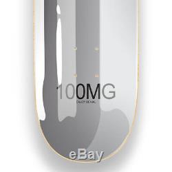 Ltd 50 S/N Chanel Skateboard Deck Pill by Denial no Ben Frost Supreme x LV
