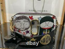 MARC JACOBS x ANNA SUI Snapshot Multicolor Small Camera Bag 100% AUTHENTIC & NEW