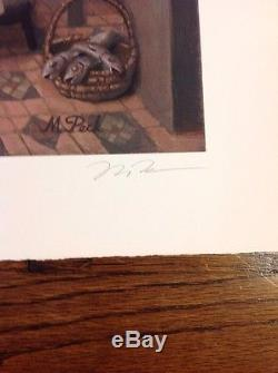 Marion Peck Signed Printers Proof Giclee Print Mark Ryden