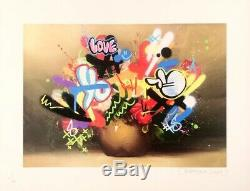 Martin Whatson MINI STILL LIFE Signed & Numbered Edition of 150 with COA IN HAND