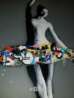 Martin Whatson Print Passe Regular Edition S/N GraffitiPrints Fine Art SOLDOUT