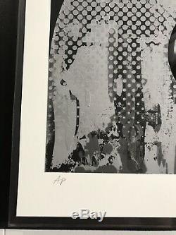 Michael Reeder For You My Love Arctic Trooper Art Print Kaws Banksy Shapeshifter