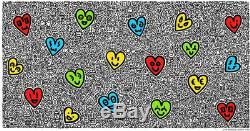 Mr Doodle'HeartLand' print (Pre Order)