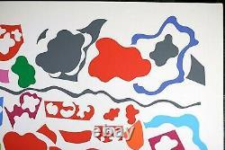 Nadine Prado Signed Vintage Lithograph Silkscreen Print Limited Edition 100