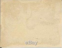 ORIGINAL PRINT MC ESCHER B321 Bookplate Dr P. H. M. Travaglino Wood Engraving 1940