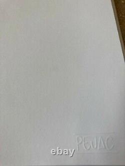 Original Pejac Screenprint Wound Signed Edition of 80