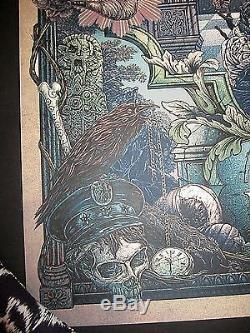 Pan's Labyrinth Limited Edition Screen Print Ise Ananphada nt Mondo x/425