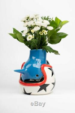 Parra x Case Studyo The upside down face vase helmet limited edition
