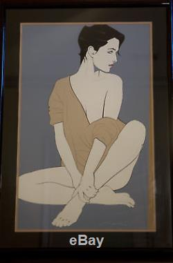 Patrick Nagel Commemorative Poster (CN4) / subscribe for promo code