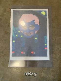 Paul Insect Fire Flies in a Bacon Jungle Print
