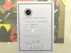 Paul Insect In a Dreamland (Gold) Edition of 8 with COA