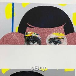 Paul Insect'a Lasting Look' (pink) Xx/75 Allouchegalleryparisshowexclusive