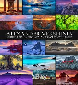 Peter Lik style original Fine Art Landscape Photography Print by Alex Vershinin
