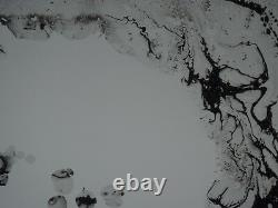 Radiohead A Moon Shaped Pool Wraith Album Art Screen Print Stanley Donwood