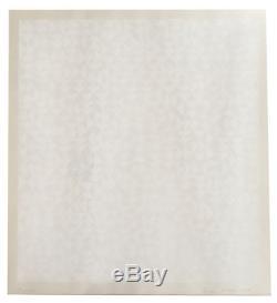 Rare! Original Anni Albers Triadic Series F'69 Ivory White Signed Serigraph #32