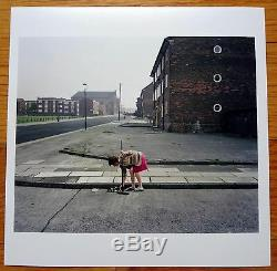 SIGNED MARTIN PARR LIVERPOOL EARLY COLOR WORK 6 x 6 MAGNUM ARCHIVAL PRINT