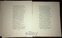 Salvador Dali Divine Comedy Full Suite Rare Italian Version Complete