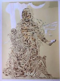 Salvador Dali (Exploding Madonna) Lithograph Signed Artist Proof