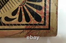 Shepard Fairey 2013 S/N Satangelic HPM, Original Owner, Banksy Kaws, Obey