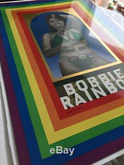 Sir Peter Blake, BOBBIE RAINBOW, Signed Edition 200/2000, Pop Art, Print