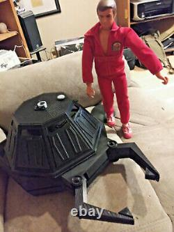 Six Million Dollar Man Venus Probe Toy replica kit 3D printed! LIMITED EDITION