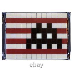 Space Invader Invasion Tile Kit #18 LA Signed & Numbered