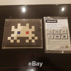 Space invader signed invasion kit #14 3D