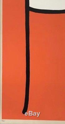 Stik Liberty Orange Print