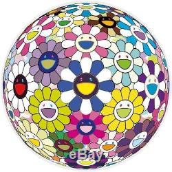 Takashi Murakami Flowers Awakening Print Flower Ball Bomb Kiki Signed Art Print