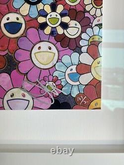 Takashi Murakami Shangri-La Blue / Pink Set Limited Ed 300 Kaikai Kiki 2016