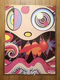 Takashi Murakami x Complexcon EXCLUSIVE Hungry Poster