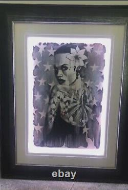 Terry Bradley Limited Edition Art