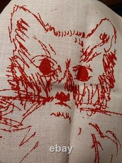 Tracey Emin Not A Happy Kitten (in Fact ID Say It Was A Dog) 2003 Rare