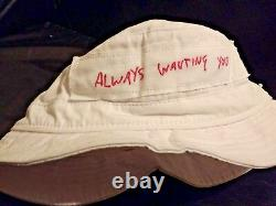 Tracey Emin Ra Always Wanting You Hat (2007) Embroidered Love Trace Rare