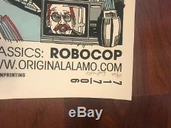 Tyler Stout Art Poster Print Mondo Robocop SIGNED Aaron Horkey Shepard Fairey