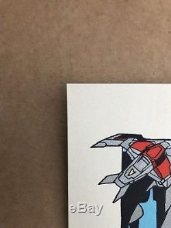 Tyler Stout Captain America Civil War Art Print Avengers Mondo Marvel