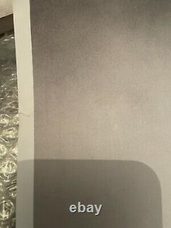 Walled Off Hotel Banksy Poster With Receipt